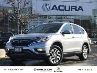 Used 2015 Honda CR-V EX AWD Backup Cam, Bluetooth, Pwr Seats for sale in Markham, ON