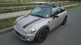 Used 2012 MINI Cooper Hardtop 2dr Cpe Baker Street Edition for sale in Surrey, BC