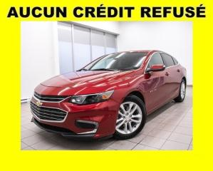 Used 2018 Chevrolet Malibu Lt Touring Camera for sale in St-Jérôme, QC