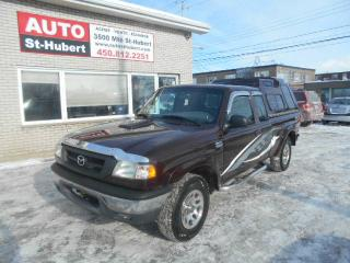 Used 2003 Mazda B-Series B3000 Dual Sport for sale in St-Hubert, QC