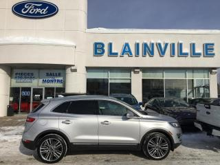 Used 2016 Lincoln MKC Ultra for sale in Blainville, QC