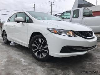 Used 2014 Honda Civic EX FULL TOIT, CAMÉRA ANGLE MORT for sale in Drummondville, QC