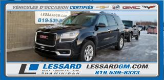 Used 2015 GMC Acadia Sle2, 7 Passagers for sale in Shawinigan, QC