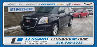 Used 2016 GMC Terrain Sle, Bluetooth for sale in Shawinigan, QC