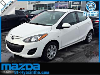 Used 2011 Mazda MAZDA2 GX for sale in St-Hyacinthe, QC
