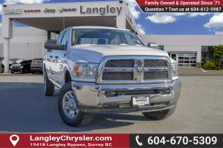 Used 2018 RAM 3500 SLT *PARK SENSE* *BACKUP CAMERA* for sale in Surrey, BC