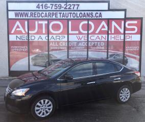 Used 2014 Nissan Sentra 1.8 SV SV-ALL CREDIT ACCEPTED for sale in Scarborough, ON