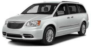 Used 2015 Chrysler Town & Country Touring-L for sale in Coquitlam, BC