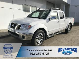Used 2012 Nissan Frontier SL for sale in Calgary, AB