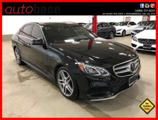 Used 2016 Mercedes-Benz E-Class E250 BLUETEC 4MATIC INTELLIGENT DRIVE AMG LED for sale in Vaughan, ON