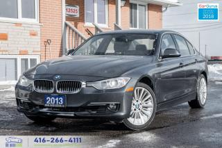 Used 2013 BMW 3 Series 328i xDrive 1 owner No Accidents Certified Service for sale in Bolton, ON
