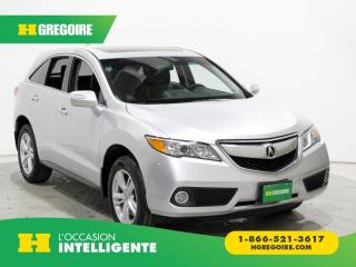 Used 2015 Acura RDX TECH PACK AWD MAGS for sale in St-Léonard, QC