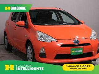 Used 2013 Toyota Prius c 5DR HB A/C for sale in St-Léonard, QC