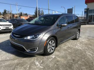 Used 2018 Chrysler Pacifica Hybride Limited 2RM for sale in Sherbrooke, QC