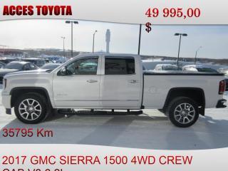 Used 2017 GMC Sierra 1500 for sale in Rouyn-Noranda, QC