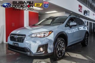 Used 2018 Subaru XV Crosstrek Touring for sale in Boisbriand, QC