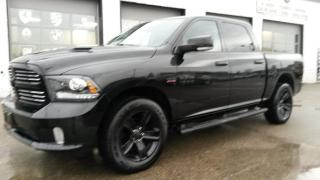 Used 2017 RAM 1500 Sport Crew for sale in Guelph, ON