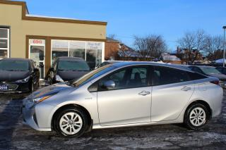 Used 2017 Toyota Prius Hybrid for sale in Brampton, ON