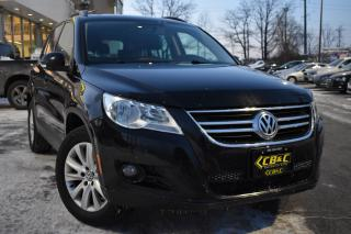 Used 2011 Volkswagen Tiguan FEBRUARY BLOWOUT SALE!  Pano Roof - Heated Seats for sale in Oakville, ON