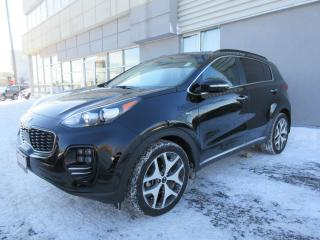 Used 2018 Kia Sportage SX TURBO for sale in Mississauga, ON