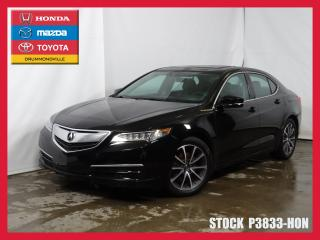 Used 2016 Acura TLX Tech Pack+sh for sale in Drummondville, QC