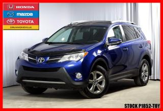 Used 2015 Toyota RAV4 Xle Intégrale for sale in Drummondville, QC