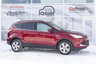 Used 2015 Ford Escape SE AWD ***JAMAIS ACCIDENTE*** for sale in Québec, QC