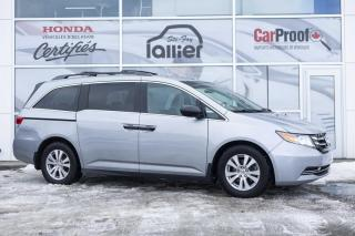 Used 2016 Honda Odyssey Familiale SE***GARANTIE 10 ANS/200 000** for sale in Québec, QC