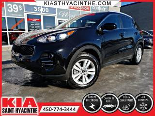 Used 2019 Kia Sportage LX AWD ** CAMÉRA DE RECUL for sale in St-Hyacinthe, QC