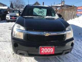 Used 2009 Chevrolet Equinox LS for sale in Hamilton, ON