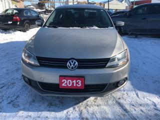 Used 2013 Volkswagen Jetta comfortline for sale in Hamilton, ON