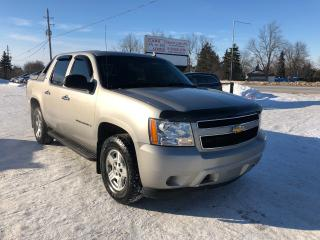 Used 2007 Chevrolet Avalanche LS 4X4 for sale in Komoka, ON