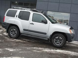 Used 2014 Nissan Xterra PRO-4X NAV REARCAM LEATHER RUNNING BOARDS for sale in Toronto, ON