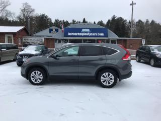 Used 2012 Honda CR-V EX for sale in Flesherton, ON