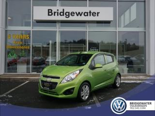 Used 2014 Chevrolet Spark LT for sale in Hebbville, NS