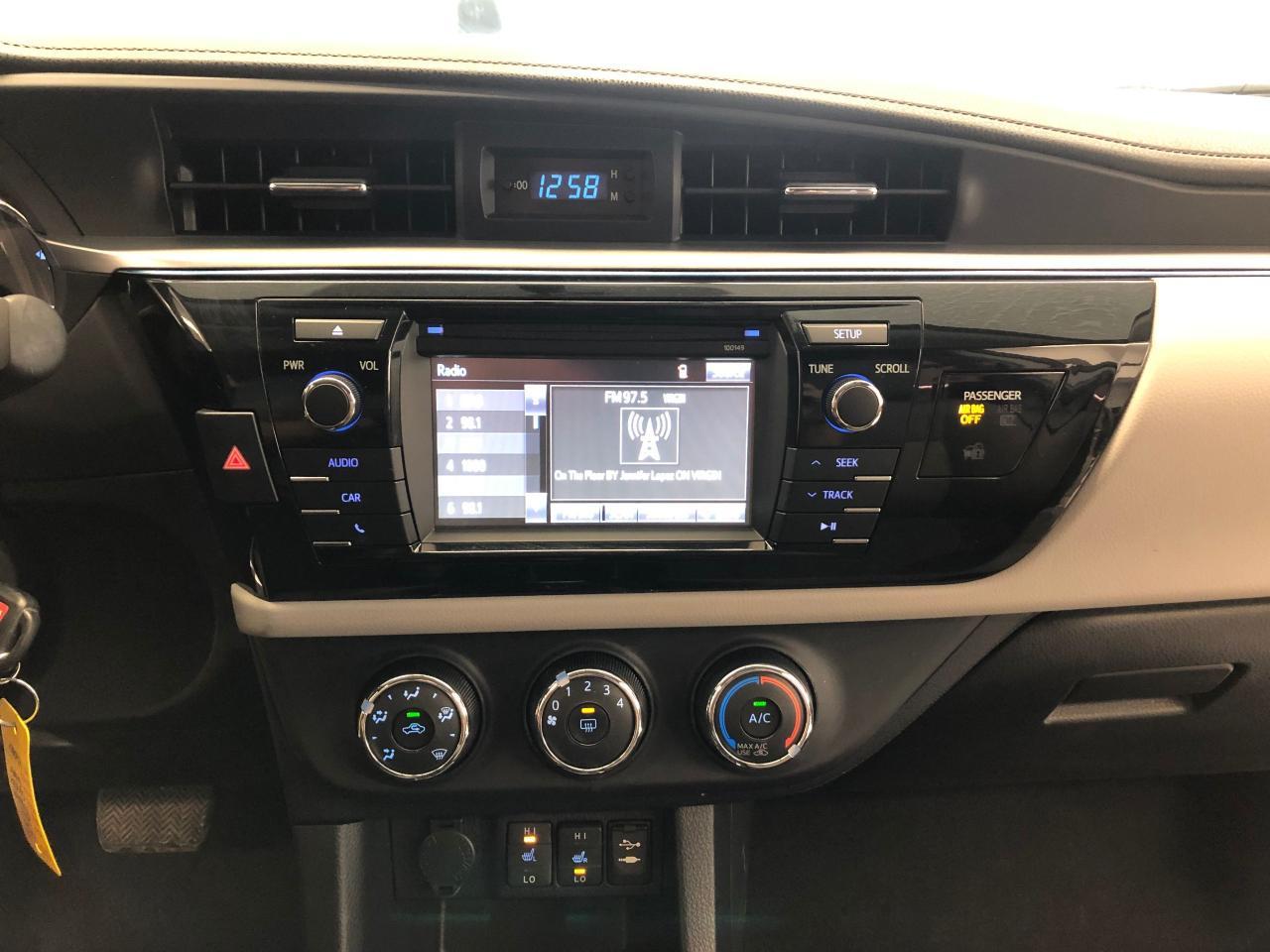 2014 Toyota Corolla