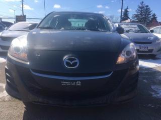 Used 2010 Mazda MAZDA3 GS for sale in Mississauga, ON