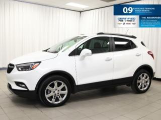 Used 2018 Buick Encore Essence - Leather Heated Seats, NAV, Sunroof and more!! for sale in Dartmouth, NS