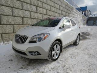 Used 2015 Buick Encore AWD for sale in Fredericton, NB