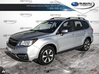 Used 2018 Subaru Forester TOURING for sale in Dieppe, NB