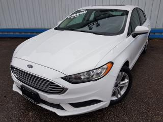 Used 2018 Ford Fusion SE *SUNROOF* for sale in Kitchener, ON