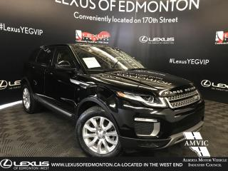 Used 2017 Land Rover Evoque SE for sale in Edmonton, AB