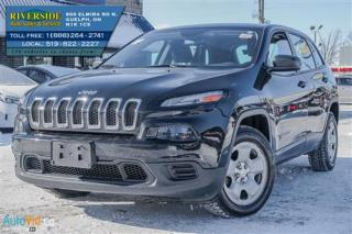 Used 2014 Jeep Cherokee Sport for sale in Guelph, ON