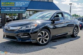 Used 2016 Honda Accord EX-L for sale in Guelph, ON