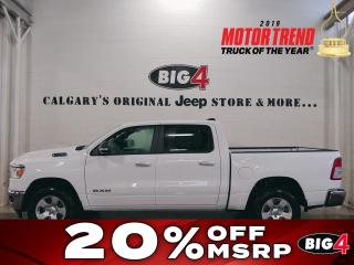 Used 2019 RAM 1500 Big Horn for sale in Calgary, AB