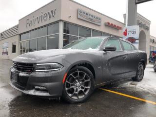 Used 2018 Dodge Charger GT AWD l NAV l R/T Appearance l Sunroof l for sale in Burlington, ON