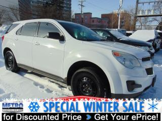Used 2011 Chevrolet Equinox LS for sale in Ottawa, ON