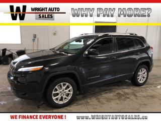 Used 2015 Jeep Cherokee North|BACKUP CAMERA|HEATED SEATS|77,367 KM for sale in Cambridge, ON