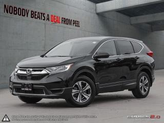 Used 2017 Honda CR-V LX for sale in Mississauga, ON