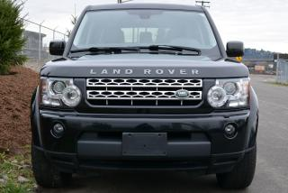 Used 2011 Land Rover LR4 HSE 7 passenger 4WD for sale in Vancouver, BC